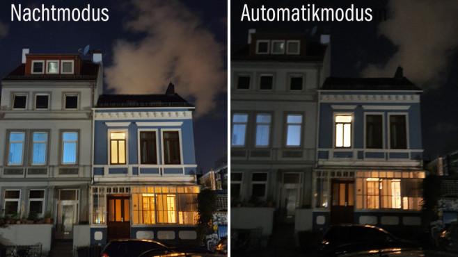 Die besten Foto-Handys bei Nacht im Test: Schlechtes Licht, aber gute Fotos?©COMPUTER BILD