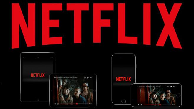 Netflix auf mobilen Geräten©Netflix