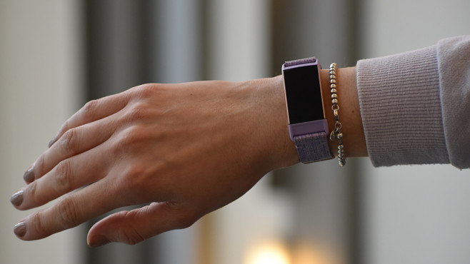 Fitbit Charge 3 Special Edition © COMPUTER BILD