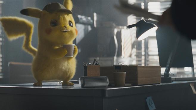 Meisterdetektiv Pikachu Filmkritik Computer Bild Spiele