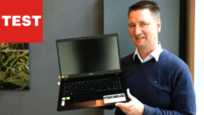 Laptop-Test: Acer Aspire 5 © COMPUTER BILD, Acer