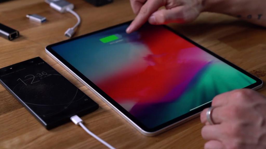 Usb C Im Ipad Pro 2018 Was Kann Der Anschluss Computer Bild