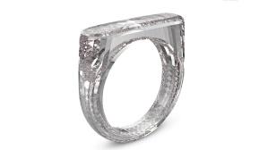 Diamantring von Apple-Designer Jony Ive©Sotheby's Diamonds