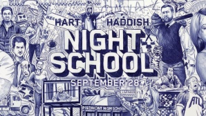 Plakat Night School © AIM-PR