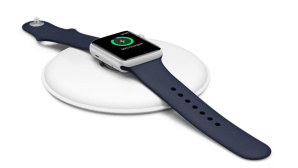 Apple Watch mit Magnetic Charging Dock © Apple, Screenshot