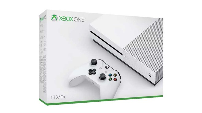 Microsoft Xbox One S 1 TB © Media Markt