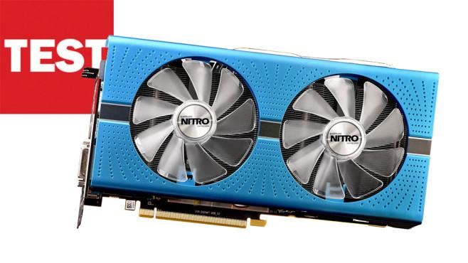 Test: Sapphire Radeon RX 590 NITRO+ Special Edition 8GB GDDR5©Sapphire