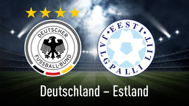 Deutschland Gegen Estland Live Im Tv Und Stream Computer Bild