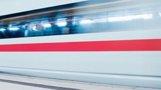 Deutsche Bahn: ICE©Deutsche Bahn/bahn.de