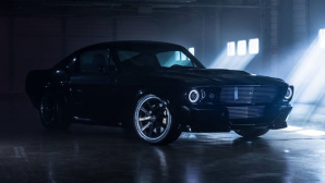 Ford Mustang © Charge / Facebook