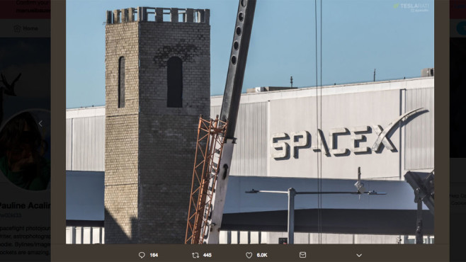 The Boring Company: Turm©twitter.com / w00ki33
