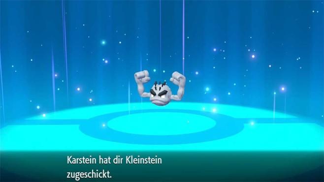 Pokémon – Let's Go: Alola-Formen tauschen©COMPUTER BILD SPIELE