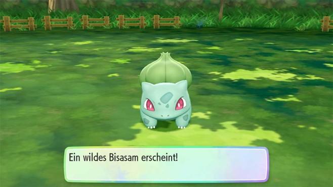 Pokémon – Let's Go: Besondere Pokémon finden©COMPUTER BILD SPIELE