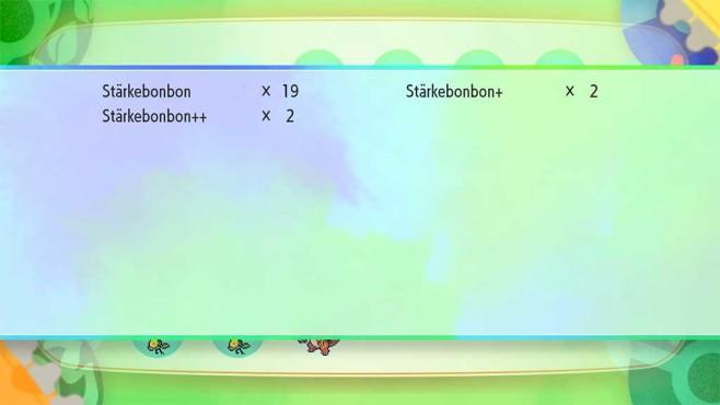 Pokémon – Let's Go: Bonbons©COMPUTER BILD SPIELE