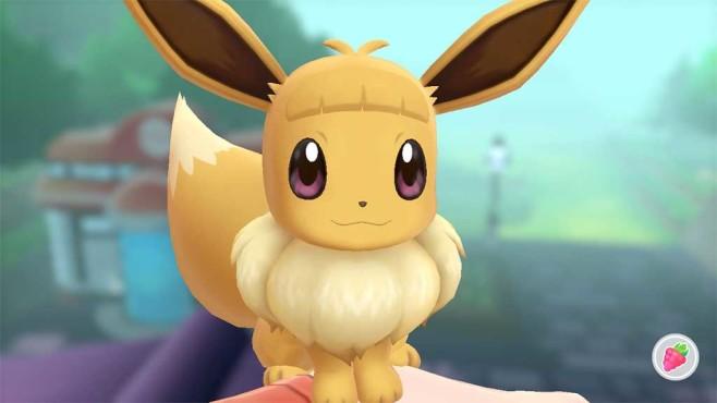 Pokémon – Let's Go: Frisur ändern©COMPUTER BILD SPIELE