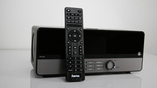 Hama Digitalradio DIR3100 im Test©HAMA, COMPUTER BILD