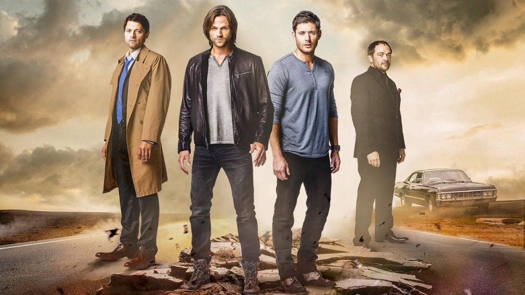 Supernatural Staffel 13 Sky