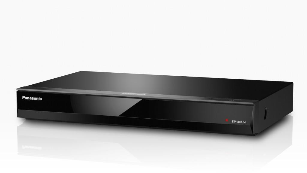 UHD-Blu-ray-Player Panasonic DP-UB424 im Test - AUDIO VIDEO