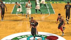 NBA 2K Mobile © 2K Games