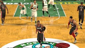 NBA 2K Mobile©2K Games
