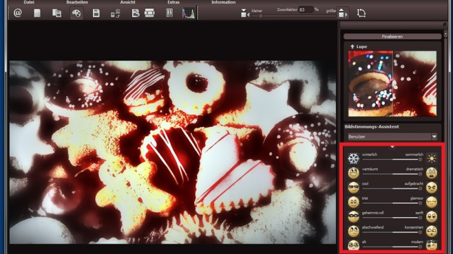 Feinoptimierung mit Schiebereglern ©iStock.com_AlexRaths