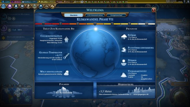 Civilization 6 – Gathering Storm © 2K Games