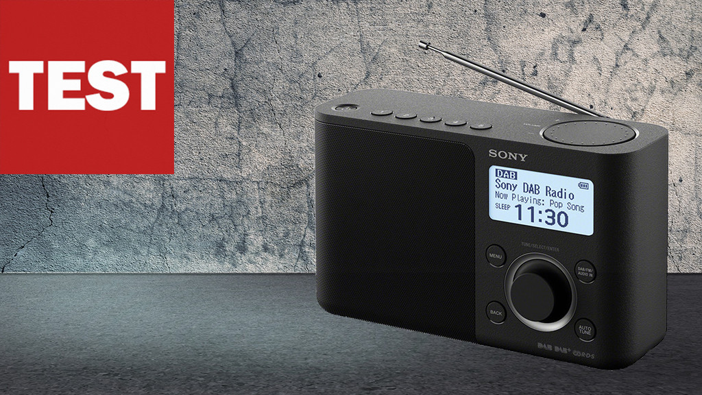 sony xdr s61d dab radio im test audio video foto bild. Black Bedroom Furniture Sets. Home Design Ideas