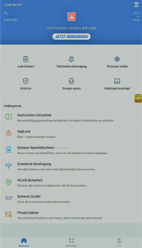 Clean Master (Android-App)