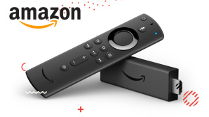 Amazon Fire TV Stick 4K Angebot Black Friday © Amazon, ©istock/Ekaterina Romanova
