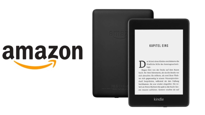 Black Friday: Amazon Kindle Paperwhite 2018 © Amazon