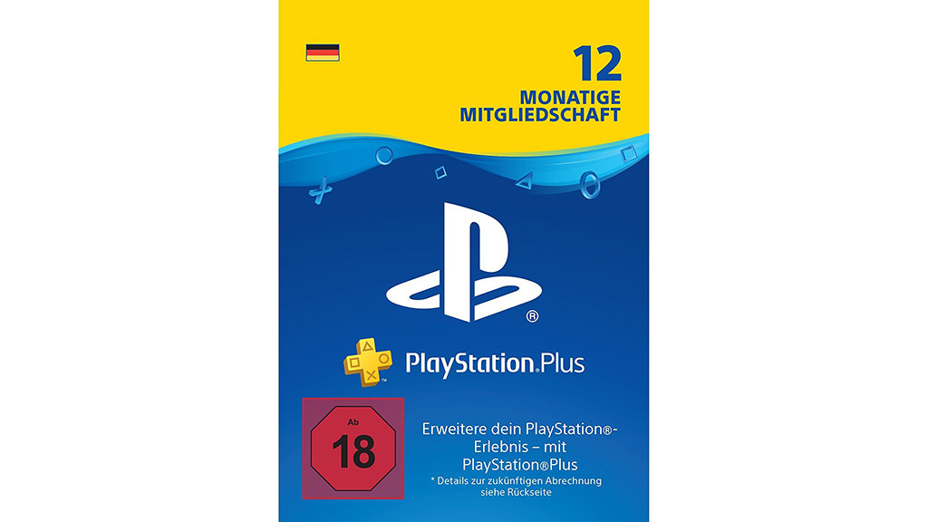 playstation plus 12 monate black friday angebot computer bild. Black Bedroom Furniture Sets. Home Design Ideas
