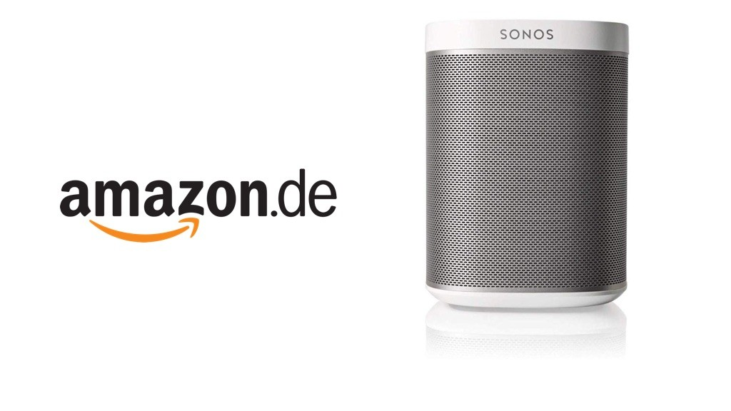 cyber monday 2018 sonos boxen g nstig bei amazon computer bild. Black Bedroom Furniture Sets. Home Design Ideas