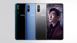 Samsung Galaxy A8S©Samsung