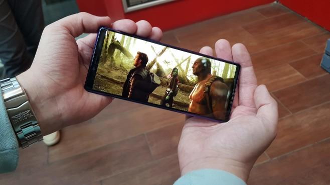 Sony Xperia 1©COMPUTER BILD/Michael Huch