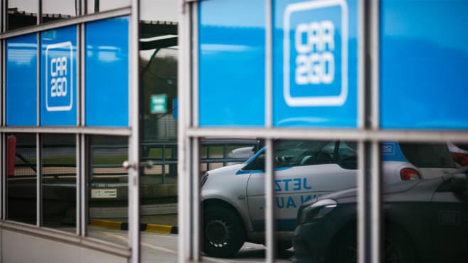 Car2Go mit flexiblen Preisen©Carsten Koall /gettyimages