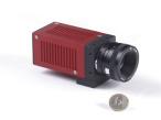 """Minikamera sendet hochaufl�sende Bilder Die winzige Kamera """"MicroHDTV"""" des Fraunhofer-Instituts liefert Bilder in hoher Aufl�sung und ist simpel zu bedienen."""