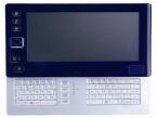 Voll ausgefahren steht beim �U60 Ultra mobile PC� eine komplette Tastatur zur Verf�gung.