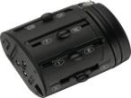 �ber Schieberegler wird beim International Modem Adapter der passende Stecker f�r die Telefondose ausgefahren.