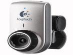 Logitech: Die �QuickCam Deluxe for Notebooks�von Logitech wartet neben einer stabilen Halterung und einem leistungsf�higen Mikro zur Tonaufnahme auch mit einem Glasobjektive f�r gestochen scharfe Bilder auf.