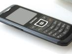 """Neue Handys von Samsung Das """"U100"""" von Samsung ist so flach, da werden selbst die Flundern neidisch."""