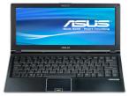 Asus zeigt elegantes Vista-Notebook mit modernem Intel-Prozessor Dank neuer LCD-Technik soll der Bildschirm des �U1F� von Asus besonders stromsparend arbeiten.