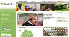 Fussball.de: Plattform für deutsche Fußballfans fussball.de: DFB und die Deutsche Telekom beschließen den gemeinsamen Ausbau des Portals für Fußballfans und Vereinsmitglieder.