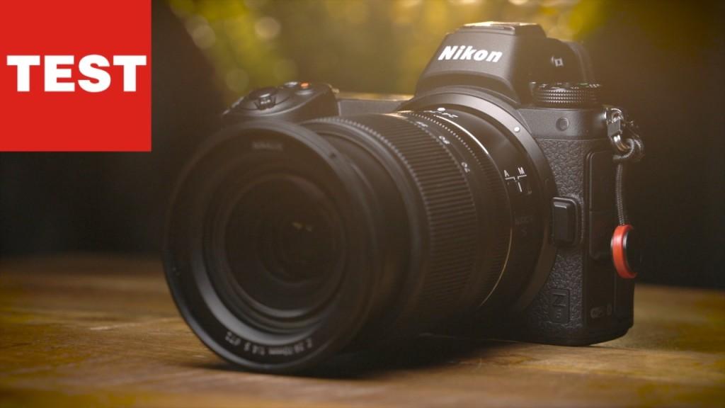 Vollformat-Sensor mit 24 Megapixel: Nikon Z6 im Test!