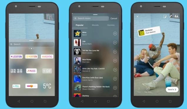 Instagram Stories Mit Neuer Funktion Computer Bild