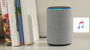 Apple Music bei Alexa©Apple, Amazon