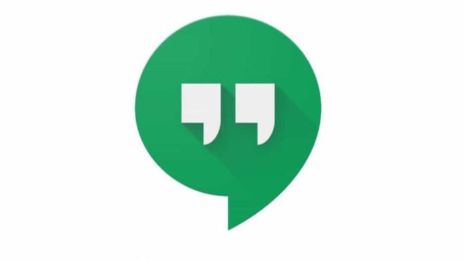 Google Hangouts: Logo©Google