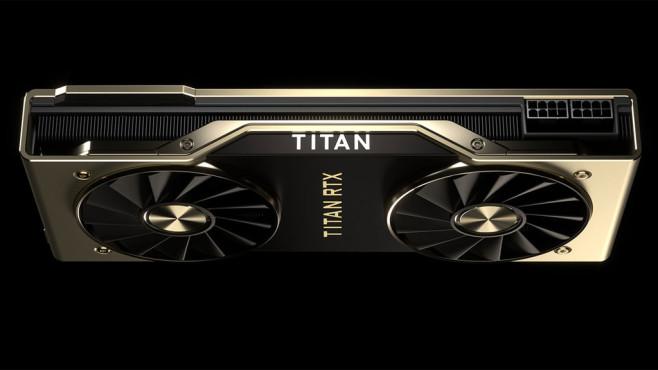 Titan RTX©Nvidia