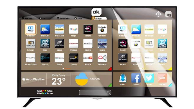 OK. ODL65650: Viel Fernseher für wenig Geld bei Media Markt und Saturn Die vielen App-Kacheln versprechen eine vielfältige Auswahl, ein großerTeil davon ist aber nur mäßig spannend.©Media Markt, Saturn