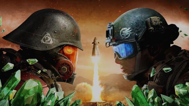 Command & Conquer – Rivals©EA