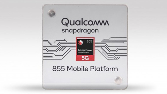Qualcomm Snapdragon 855 © Qualcomm